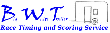 Big White Trailer - Road Race Timing and Computer Services